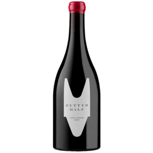 Rode blend, Malbec, Syrah, Carmenere, boutique winery Better Half Garage Wines