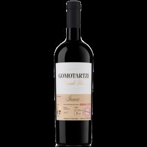 Bonania Gomotarzi, Gamza, Wijn gemaakte van de inheemse druif Gamza, inheemse Bulgaarse cepage