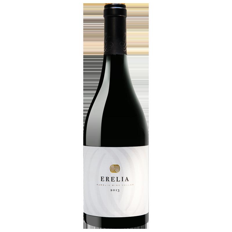 Rumelia Erelia, blend Syrah, Merlot, Cabernet Sauvignon Mavrud