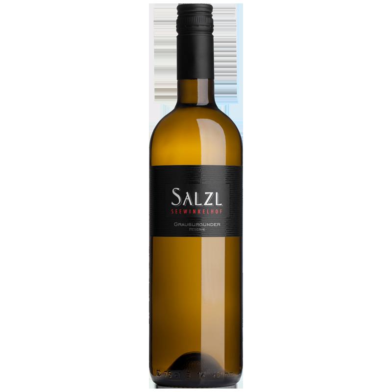 Salzl Pinot Gris uit Burgenland