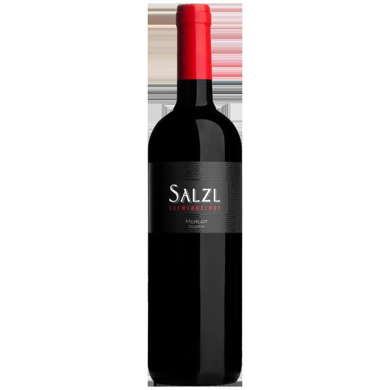 Salzl Merlot Resserve, bewaarwijn