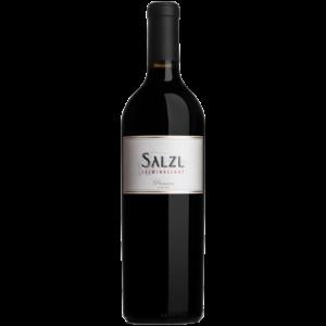 Salzl Premium 358, blend Merlot Cabernet Sauvignon, bewaarwijn