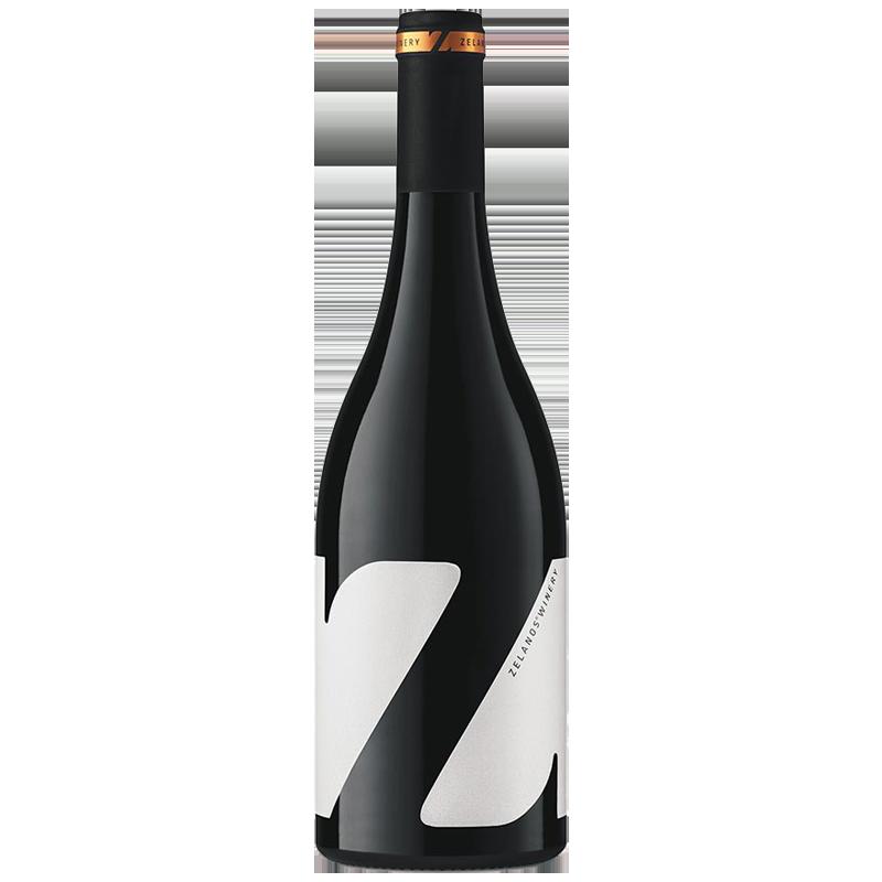 Zelanos Z Pinot Noir, P/Q topper