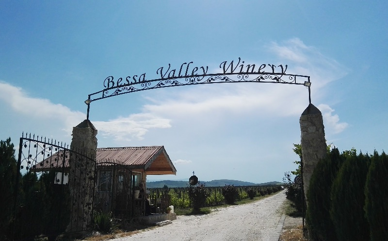 Majestueuze wijndomein Bessa Valley Plovdiv