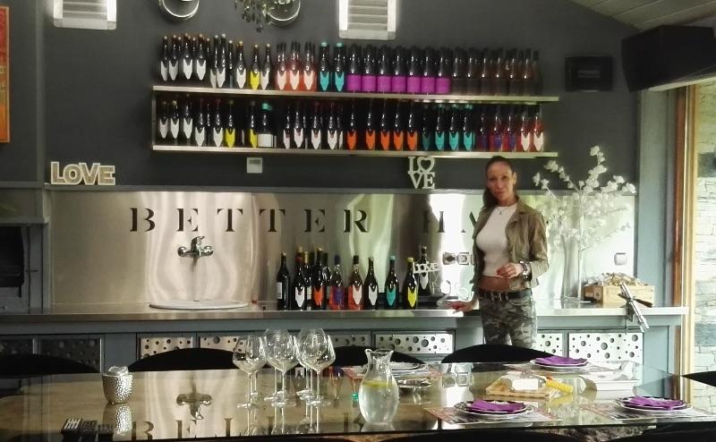 Better Half Garage Wines breed assortiment wijn maar kleine producties