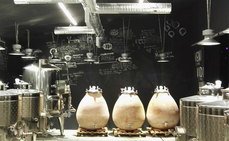 Wijn maken in Kvevri nieuwe trend opgepikt uit oudheid