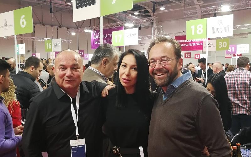 Wijnbeurs Divino Sofia