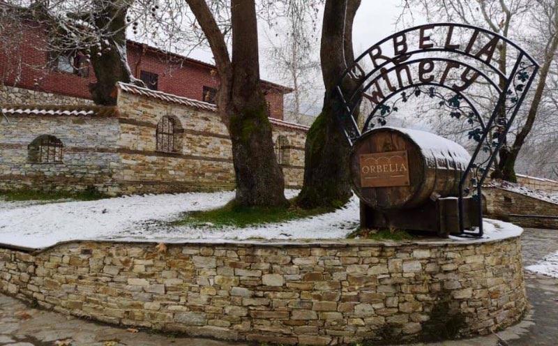 Wijndomein Orbelia in Strumay Vallei