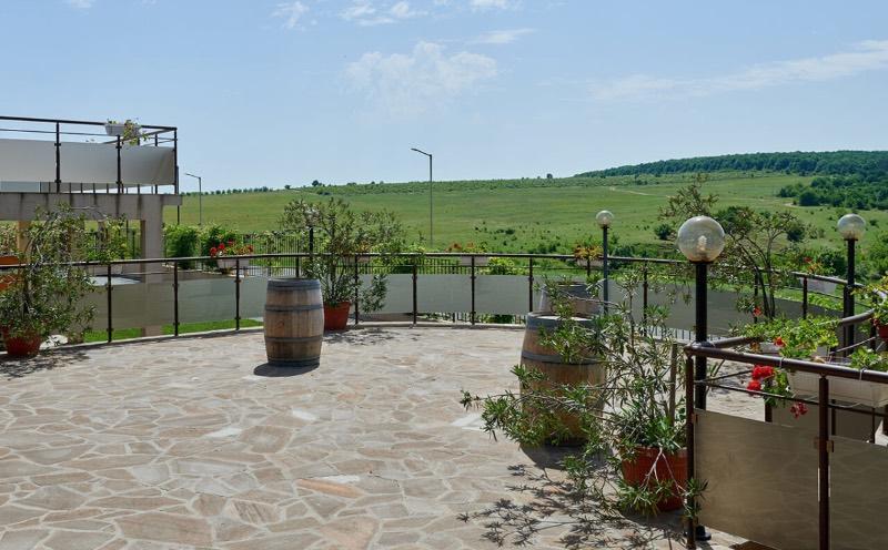 Stratsin wijndomein in Oost-Bulgarije